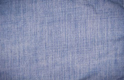 Texture background of jean Stock Photography