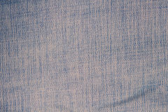 Texture background of jean Stock Photo