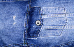 Texture background of jeans , Pocket detail. Texture background of jeans  Pocket detail Stock Image