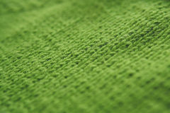 Texture background - knitting green woolen thread. Texture background - knitting woolen thread Royalty Free Stock Image