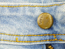 Free Texture Background Of Jeans Button Royalty Free Stock Image - 67049456