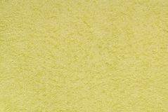 A texture background is out of terry fabric. Stock Images