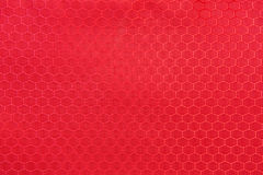 Texture background of polyester fabric. Plastic weave fabric pat Royalty Free Stock Photo