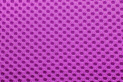 Texture background of polyester fabric. Plastic weave fabric pattern Royalty Free Stock Images