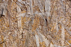 Texture or background pressed sawdust . pressed chipboard Stock Photo