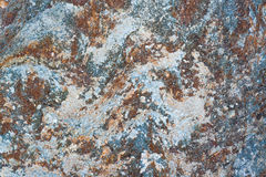 Texture background of rock granite stone Stock Images