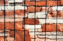 Texture background. Wallpaper ,brick wall Stock Image