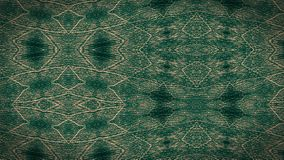 Green shabby skin. Textured unique pattern. Royalty Free Stock Photo