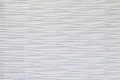Texture Background of White Fabric Royalty Free Stock Photos