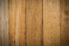 Texture background of wooden,vignetting effect. Royalty Free Stock Photo