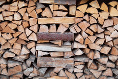 Texture background of woodstack. Texture background of wood stack Royalty Free Stock Image