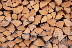 Texture background of woodstack. Texture background of wood stack Stock Photography