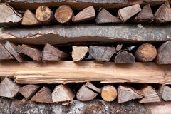 Texture background of woodstack. Texture background of wood stack Stock Photos