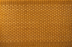 Texture of a bamboo basket Royalty Free Stock Image