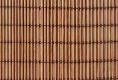 Texture a bamboo with fabric weaving. Cloth Royalty Free Stock Photography