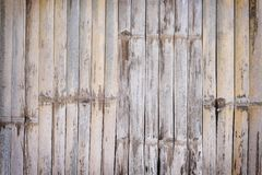 Texture bamboo fence,Natural background,light brown wooden wall. Close up Texture bamboo fence,Natural background,light brown wooden wall royalty free stock photos