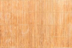 Texture of bamboo napkin . Natural background of bamboo royalty free stock photography