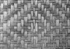 Texture of bamboo weave. Can be used for background Royalty Free Stock Photo