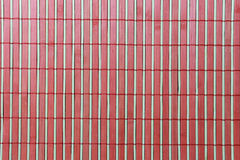 Texture of bamboo weave. Royalty Free Stock Photo