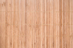 Texture of bamboo, wood grain, natural rural background Royalty Free Stock Photography