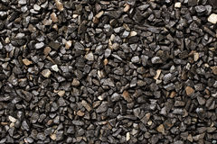 Texture of basalt stones Stock Photos