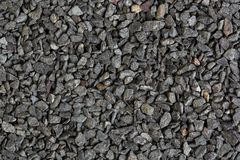 Texture from basalt stones close-up shot. stock photography
