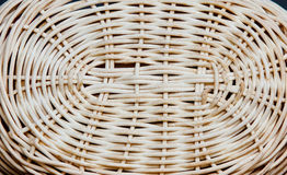 Texture of a basket Stock Photo