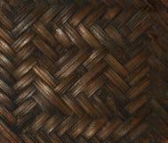 Texture of basket Royalty Free Stock Photos