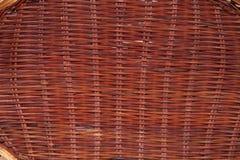 Texture of basket Stock Photos