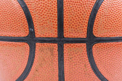 Texture Basketball, Basket ball isolated Royalty Free Stock Photo