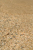 Texture of beach sand Stock Photography