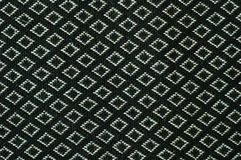 Texture of bed cover. Texture of thai bed cover Royalty Free Stock Images