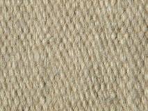 Texture beige approximative de tissu de laine de chameau. Fond. Image libre de droits
