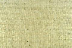 Texture beige de tissu Image stock