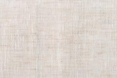 Texture beige de tissu Photographie stock