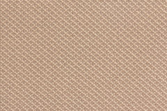 Texture of beige fabric. Stock Photos