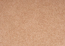 Texture beige fleecy carpet. Royalty Free Stock Photos