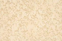 Texture beige légère Photo libre de droits