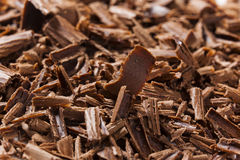 Texture of bitter chocolate Stock Photo