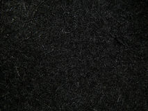 Texture of black felt material for the boots felt boots. Texture of black felt material for the boots felt boot Stock Photos