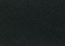 Texture of black foam Stock Photos