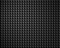 Texture black gray pyramid structure Stock Photos