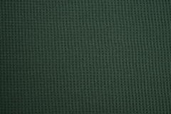 The texture of a black green cotton cloth Royalty Free Stock Photography