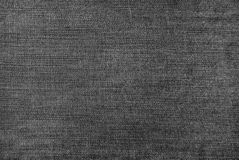Texture of black jeans Royalty Free Stock Photo