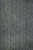 Texture of black jeans background Stock Photo