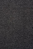 Texture of black jeans fabric Stock Photo