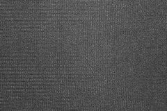 Texture of black nylon fabric Royalty Free Stock Image