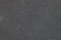 Texture of black sponge Stock Photography