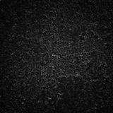 Texture of a black wall Stock Images