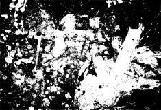 Texture. Black and white texture illustration Stock Photo